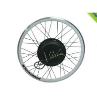 Buy cheap 36v / 48v / 350w / 500w 1000w Electric Bike Conversion Kits Thrum throttle from wholesalers