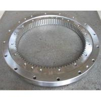 Buy cheap slewing bearing, slewing ring, slewing ring bearing, gear ring for machinery from wholesalers