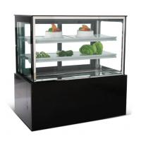 Buy cheap Mini Two layers Cake Display Freezer Dual Temperature For Shop from wholesalers