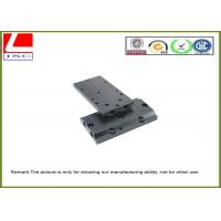 Buy cheap Medical Optical Instruments CNC Plastic Machining Black ABS Plate product