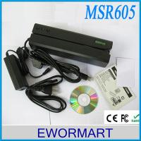 Buy cheap msr605 magcard reader writer encoder software free compatible msr206 msrx6 msr609 msr606 from wholesalers