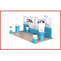 Buy cheap Portable Tension Fabric Backwall , Pop Up Displays With Large Format Printing from wholesalers