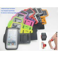Buy cheap Iphone Sport Armband for iphone5; from wholesalers
