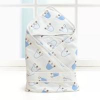 Buy cheap Dyed Cotton Muslin Hooded Towel Hypoallergenic Towel For Infants Bath from wholesalers