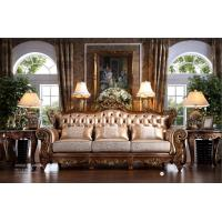 Buy cheap sofa furniture,hand carved classic sofa set from wholesalers