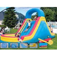 Buy cheap Easy Handing Inflatable Castle Water Slide (OL-28001) from wholesalers