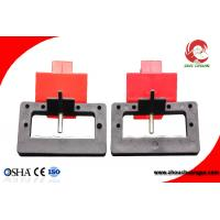 China Low Price Large Size Clamp-on Electrical Safety Circuit Breaker Lockout on sale