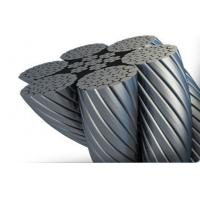 Buy cheap WS 6 x 36 IWRC Compacted Strand Wire Rope Ungalvanised Rotary Drilling from wholesalers