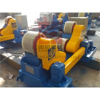 Buy cheap Self Aligning Welding Rotator 20T Self Centering Roller Beds Pipe Turning Rolls from wholesalers