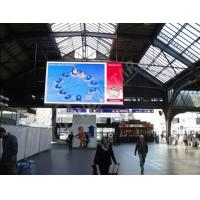 Buy cheap Full Color P4 SMD Front Service LED Display , Indoor Front Opening LED Screen from wholesalers