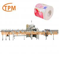 Buy cheap Automatic toilet tissue Packing Machine from wholesalers
