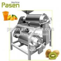 Buy cheap commerical Passion Fruit Juice Machine / Passion Fruit Pulper Machine juice filling machine filling production line from wholesalers