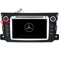 Buy cheap Multi Point Touch Screen Mercedes Benz Car DVD Player For Smart Fortwo Navigation System product