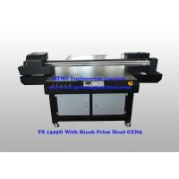 Buy cheap Furniture Flatbed Wood UV Printing Equipment With Ricoh GEN5 Print Head from wholesalers