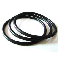 Buy cheap Black Silicone Excellent Rebound Resistance Rubber Cap Seal for Hydrulic product