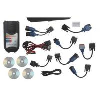 Buy cheap Diesel Heavy Duty Truck Diagnose Interface , Professional Automotive Diagnostic Software from wholesalers