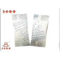 Buy cheap Moisture Absorber 3g Silica Gel Desiccant Without DMF For Food Transportation from wholesalers