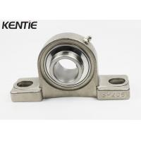Buy cheap Industry Blender Small Stainless Steel Pillow Block / Mounted Ball Bearings SUCP206 from wholesalers