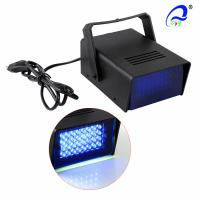 Buy cheap Mini 3W LED Club Party Stage Strobe Lights Flash Effect Green Strobe Light from wholesalers