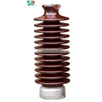Buy cheap ANSI 57-5 Line Post Insulator Porcelain Housed from wholesalers