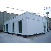 Buy cheap Waterproof Prefabricated Shipping Container 6000 * 3000 * 3000 mm Steel Structure from wholesalers