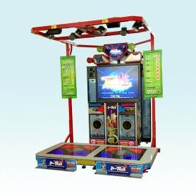 Tribal Baby Amusement game Machine