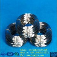Buy cheap Bright Galvanized Iron Wire With 1.8mm Wire Diameter product