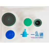 Buy cheap Blue / Green Bag In Box Fitments / Bag In Box Connectors Valve For Aseptic Bag product