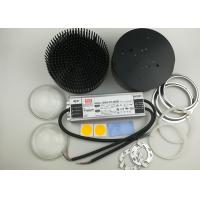 Buy cheap 3500k 80 CRI Cree LED Grow Lights 2 Cob With 163mm X 70mm Heat Sink Size from wholesalers