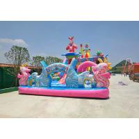 Buy cheap Entertainment Air Jumper Inflatable Trampoline Kids Inflatable Playhouse from wholesalers
