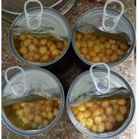 Buy cheap Mild Taste Chickpeas Canned Garbanzo Beans Extremely Versatile Ingredient product