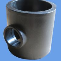 Buy cheap Injection Molded HDPE Butt Fusion Reducer Tee For Water Supply With Factory Price from wholesalers