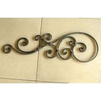 Buy cheap wrought iron railing parts from wholesalers