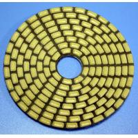 Buy cheap Hot selling Diamond polishing pads for glass polishing from wholesalers