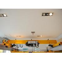 Buy cheap Light Structure European Overhead Crane High Reliability For Construction from wholesalers