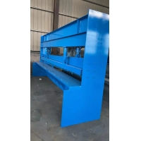 Buy cheap Metal Sheet 4kw PPGI Steel Cutting And Bending Machine from wholesalers