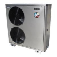 Buy cheap Split type House heating and cooling air source heat pump, with CE, Rohs certificate from wholesalers