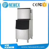 Buy cheap Oem Accept Hotel Free Standing Industrial Ice Cube Making Machine, Fishing Boat Square Ice Maker from wholesalers