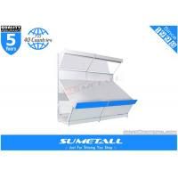 Buy cheap Convenience Store Metal Supermarket Shop Display Shelf For Vegetable Fruits Showing from wholesalers
