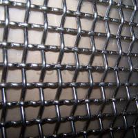 Buy cheap Crimped Wire Mesh Stainless steel Crimped Wire Mesh China Crimped Wire Mesh for Mining from wholesalers