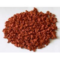 Temperature Resist Mesh Crumb Rubber Water Permeable Environmental Material