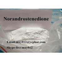 Buy cheap 99% Purity  White powder Muscle Building Prohormone Steroids Norandrostenedione from wholesalers