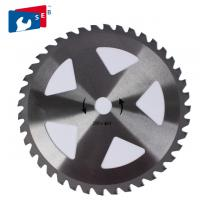 Buy cheap Tungsten Carbide Tipped Saw Blade Manufacturer in China for Cutting Grass from wholesalers