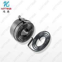 Buy cheap Durable Zinc Plating Helical Torsion Spring , Flat Torsion Spring from wholesalers