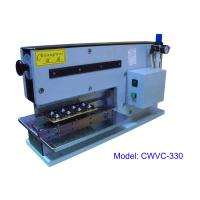 Buy cheap Lowest Stress V-CUT scoring machine for Metal Core Boards Without Damage from wholesalers