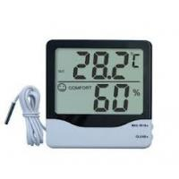 Buy cheap Indoor Outdoor Digital Hygro-Thermometer Large LCD Display With ± 1℃ Or ± 2℉ Accuracy from wholesalers