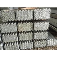 Buy cheap Hot Rolled Mild Steel Angle Bar With JIS  grade  SS400 Bar Cutting / Bending / Drilling Hole for construction material product