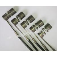 Buy cheap 3x3Mm Spring Thermocouple RTD Hot Runner Coil Heater with brass tube from wholesalers