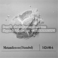 Buy cheap Methandrostendone Muscle Gain Steroids Dianabol Methandienone CAS 72-63-9 product