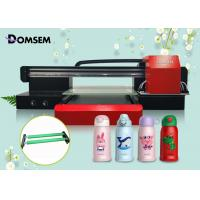 Buy cheap DOMSEM 3D Effect UV LED Printing 400X600mm Flatbed Printers with Epson Printheads from wholesalers